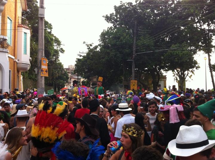 Carnaval em Santa Teresa