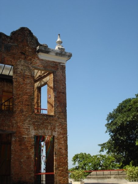 Parque das Ruinas